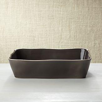 Marin Dark Grey Baking Dish