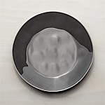 Marin Dark Grey Dinner Plate