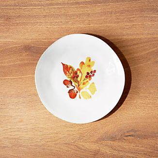 Marin Fall Foliage Plate