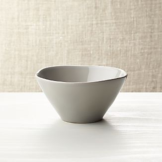 Marin Grey Bowl