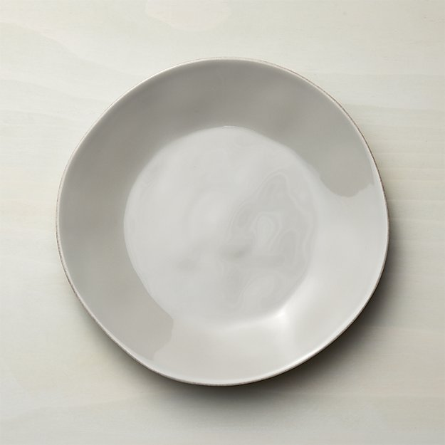 Marin Grey Dinner Plate - Image 1 of 5