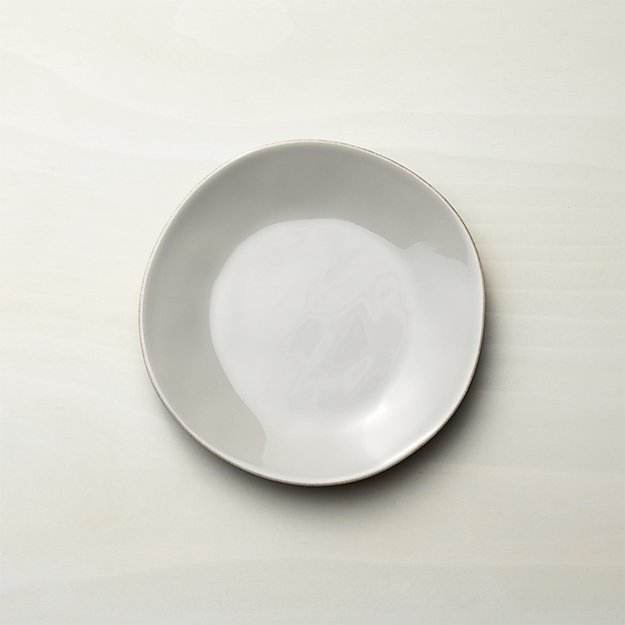 Marin Grey Salad Plate - Image 1 of 5