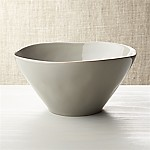 Marin Grey 10.25  Serving Bowl