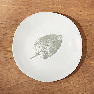 Marin Leaf Imprint Plate