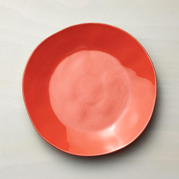 Marin Orange Dinner Plate