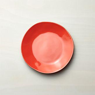 Marin Orange Salad Plate