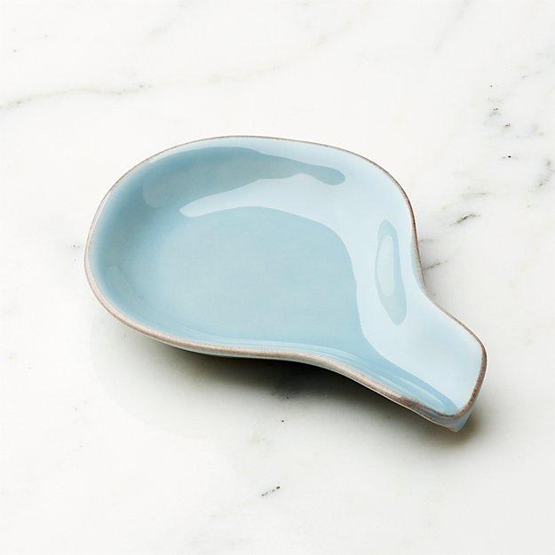 Marin Blue Spoon Rest