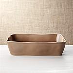 Marin Taupe 12 x8.5  Baking Dish