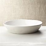 Marin White Centerpiece Bowl