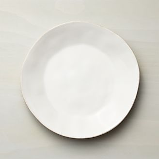 marin white dinner plate - Square Dinner Plates