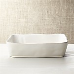 Marin White 12 x8.5  Baking Dish