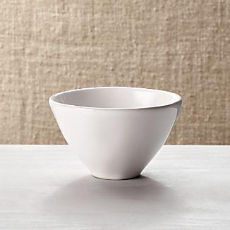 Marin White Mini Bowl