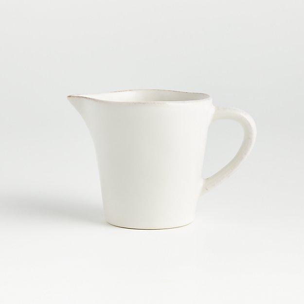 Marin White Creamer - Image 1 of 4
