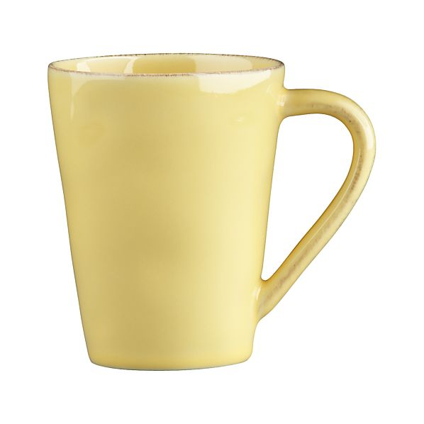 Marin Yellow Mug