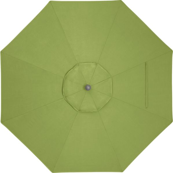 9' Round Sunbrella ® Kiwi Umbrella Cover