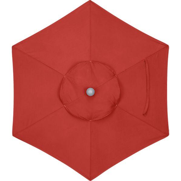 6' Round Sunbrella ® Caliente Umbrella Cover