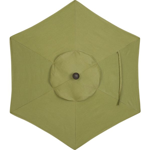 6' Round Sunbrella ® Fern Umbrella Cover