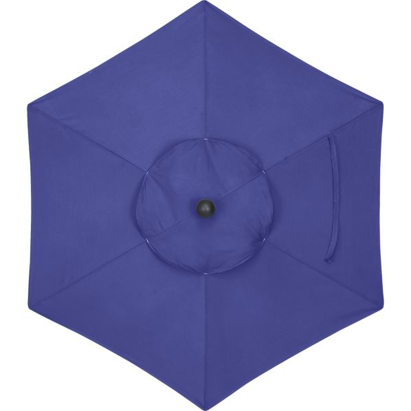 6' Round Sunbrella ® Marine Umbrella Cover