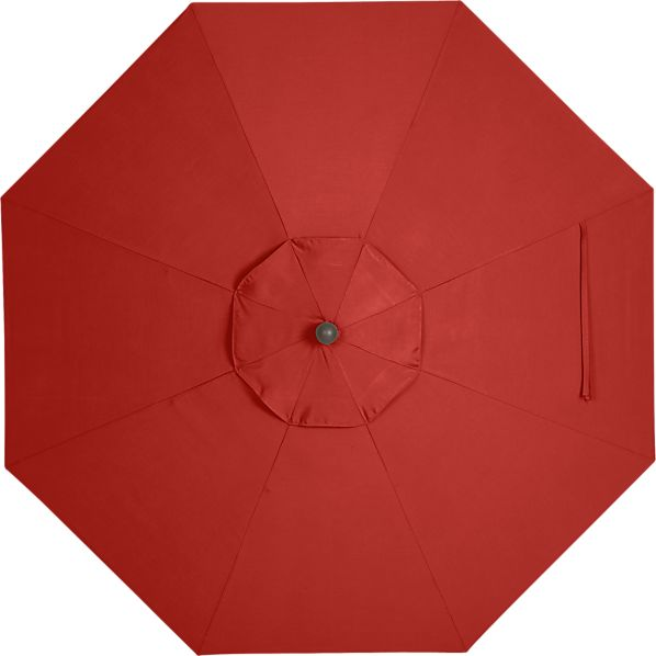 9' Round Sunbrella ® Caliente Umbrella Cover