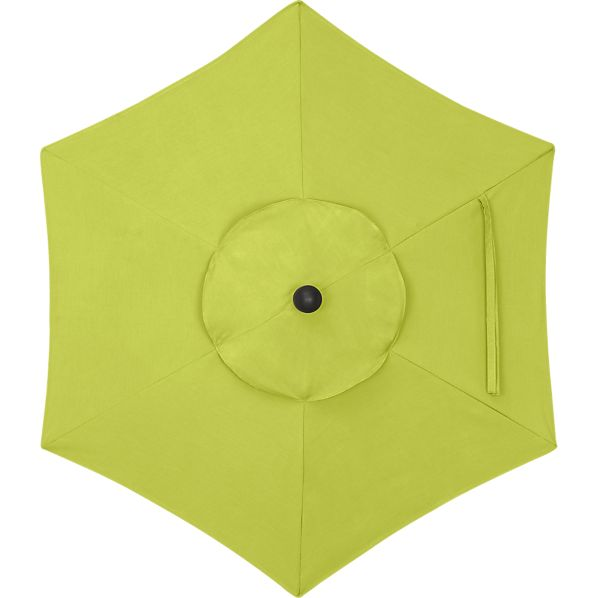 6' Round Sunbrella ® Apple Umbrella Cover
