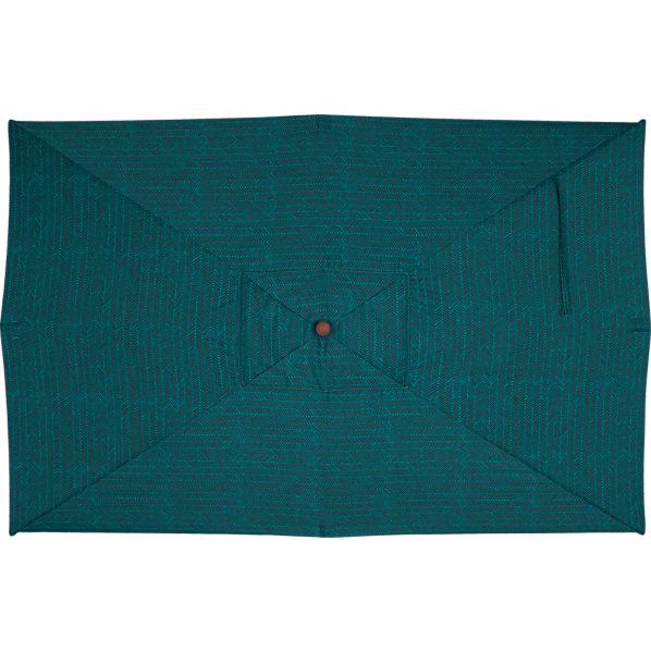 Rectangular Juniper Umbrella Cover