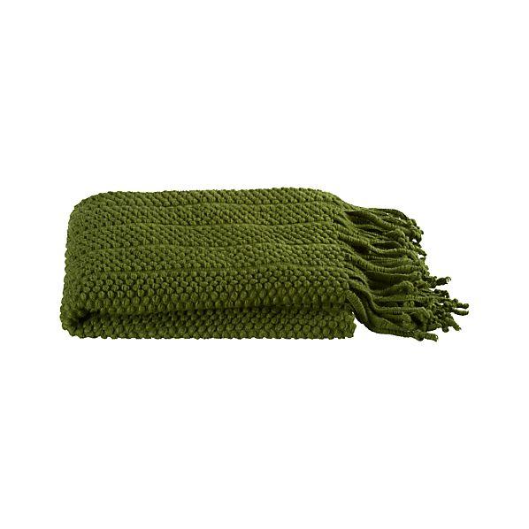 Marley Green Throw