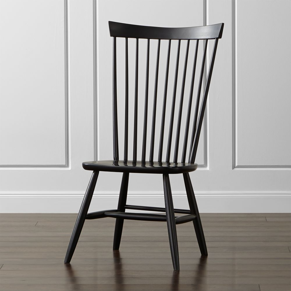 Marlow II Wood Dining Chair - Crate and Barrel