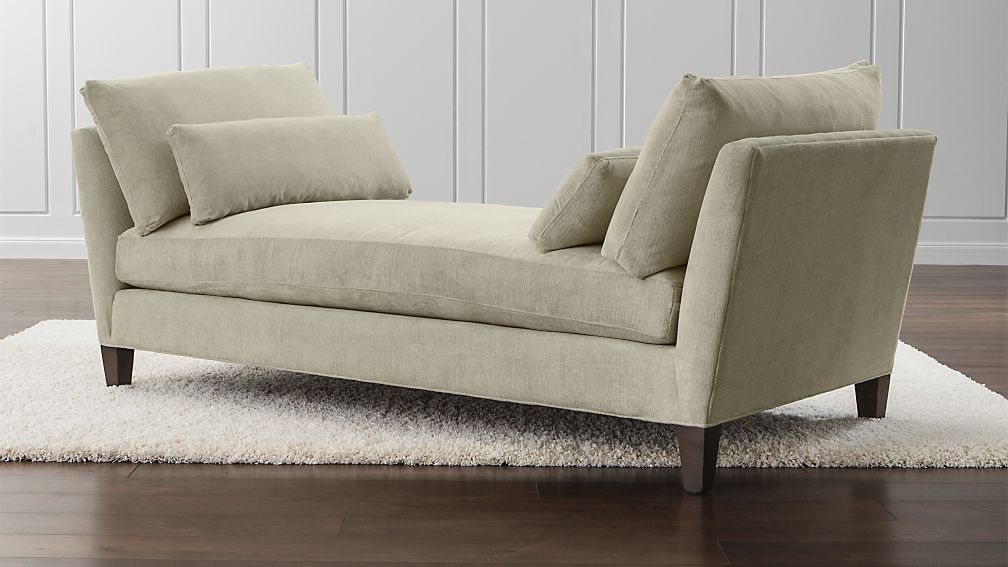 Marlowe Upholstered Daybed Bench Reviews Crate And Barrel
