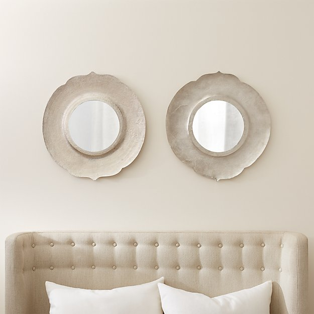 Maroc Wall Mirror, Set of 2