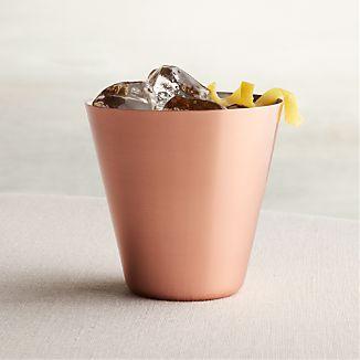 Martin Copper Cocktail Glass