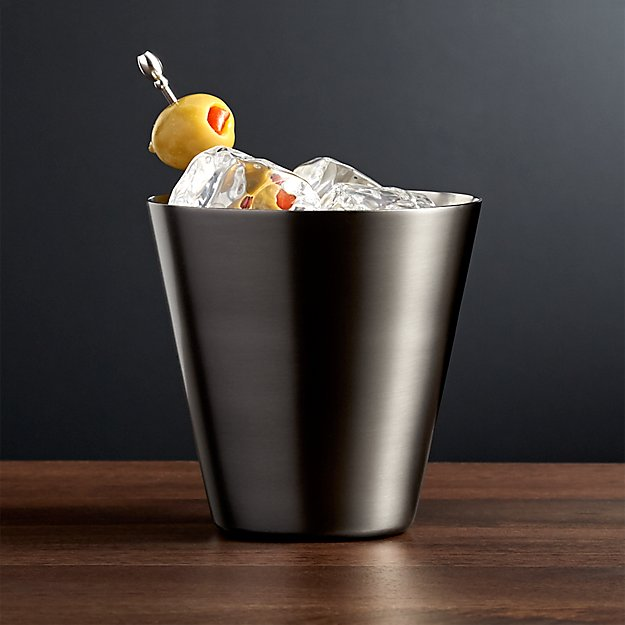 Martin Graphite Cocktail Glass