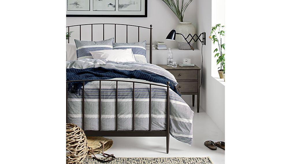 Mason Shadow Twin Bed