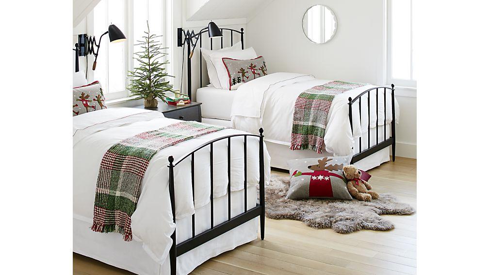 Mason King Bed