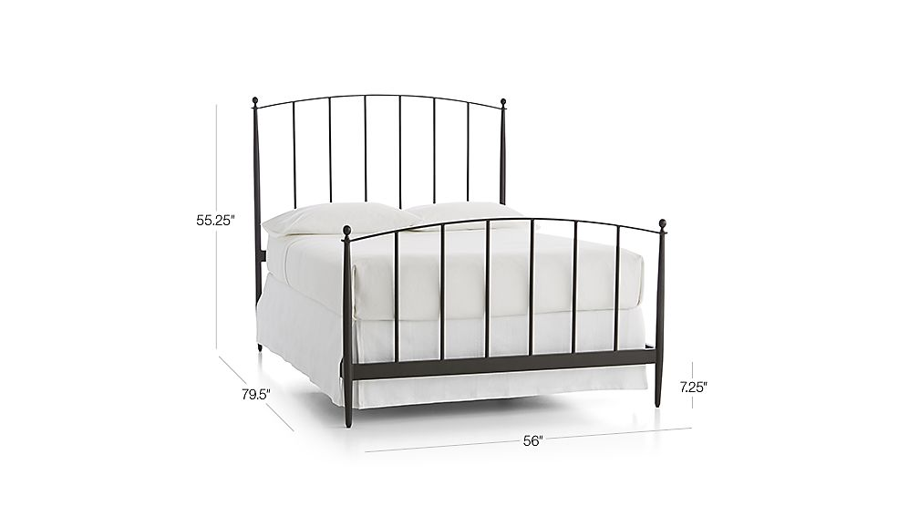 Mason Bed | Crate and Barrel