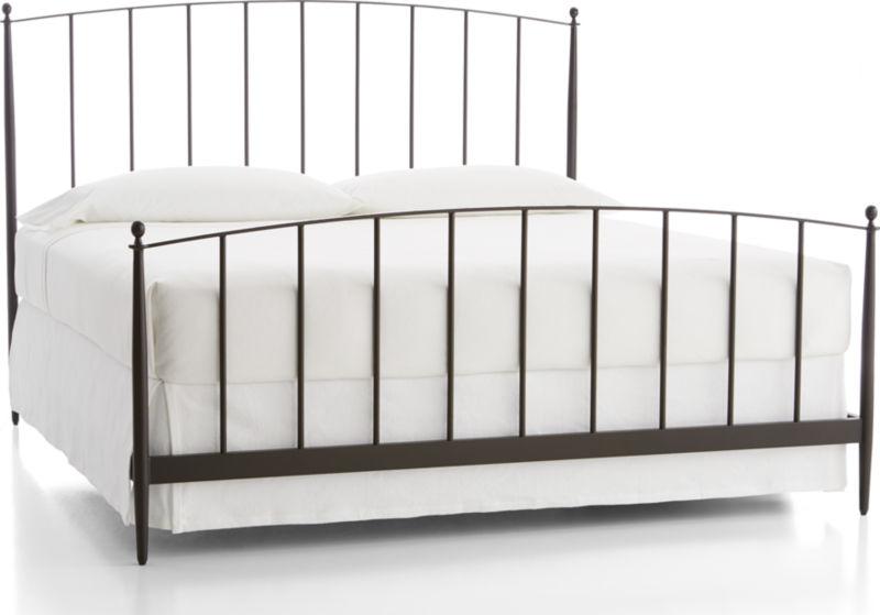 Mason Shadow King Bed