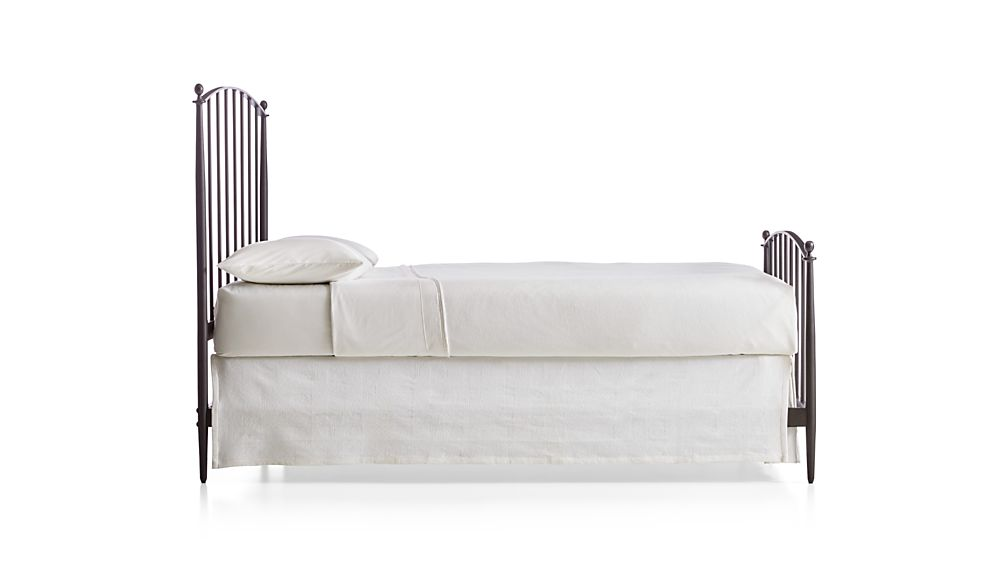 Mason Shadow King Bed