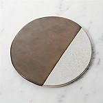 Mason Metallic Glaze Trivet