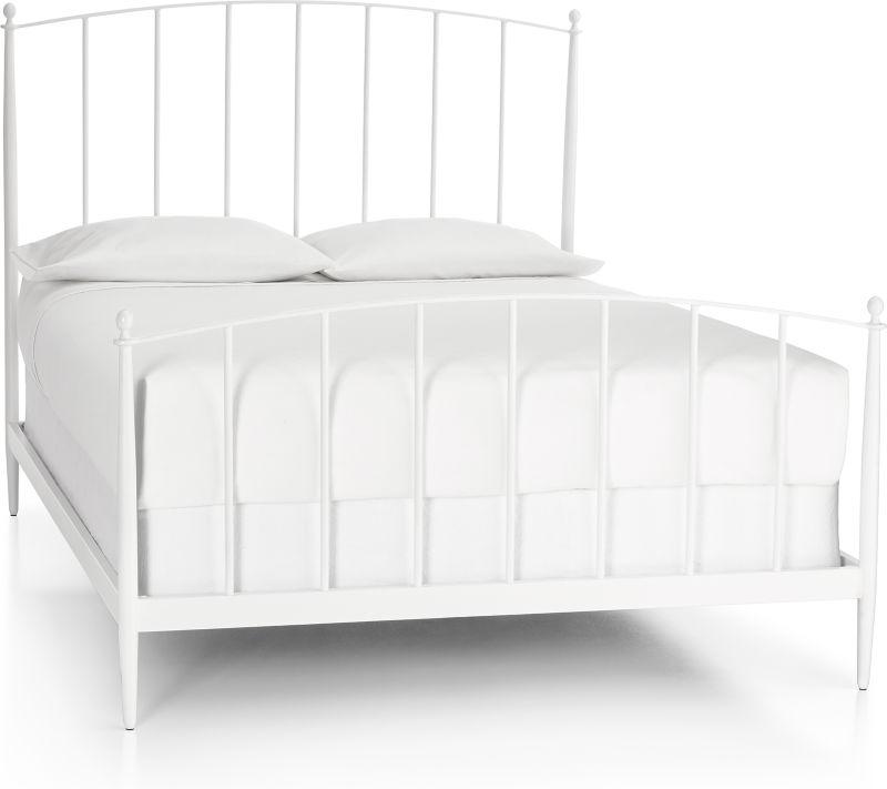 Mason White Queen Bed