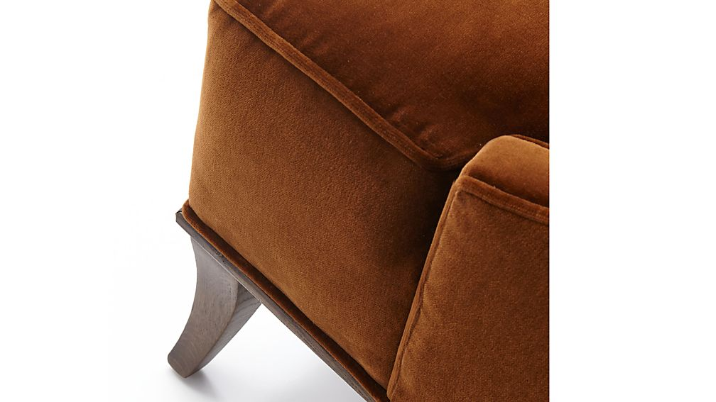 ... Matisse Armless Slipper Chair ...