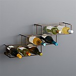 Matrix 12-Bottle Wine Rack