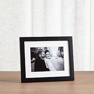 Matte Black 5x7 Picture Frame
