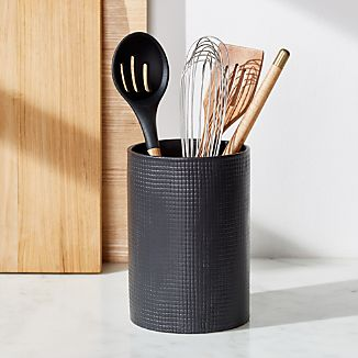 Countertop Utensil Holders Crate And Barrel