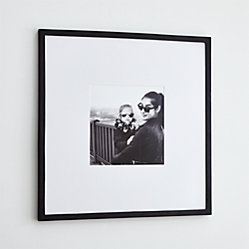 Matte Black 4 Opening 4x6 Frame Crate And Barrel