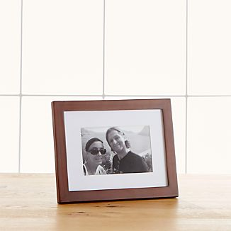 Matte Brown 4x6 Frame
