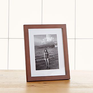 Matte Brown 5x7 Frame