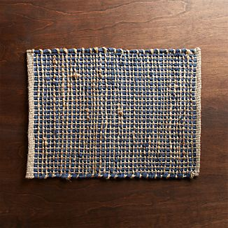 Matteo Blue Placemat