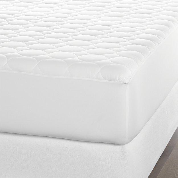 extra long twin mattress pad crate and barrel. Black Bedroom Furniture Sets. Home Design Ideas