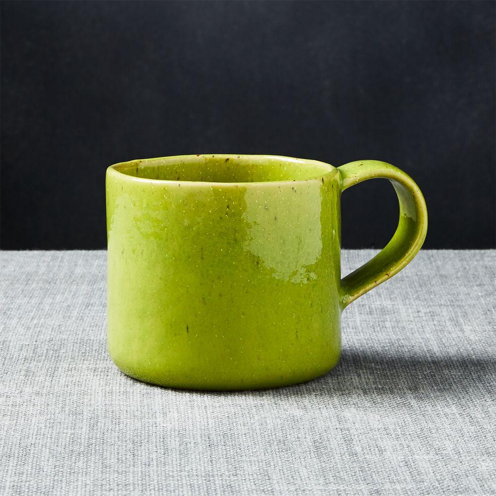Maude Green Mug