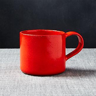 Maude Orange Mug