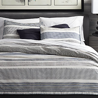 Medina Geometric Duvet Covers and Pillow Shams